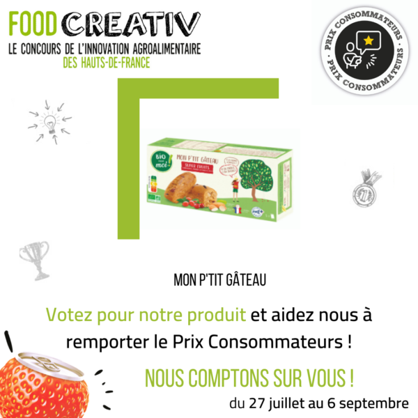 Concours Food Creativ France Cake Tradition